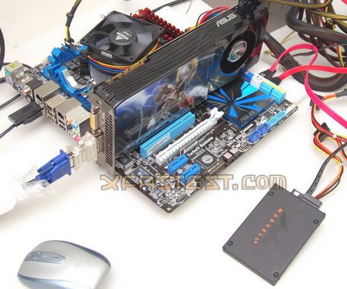 拯救硬盘 华硕SATA 6Gb/s主板实测