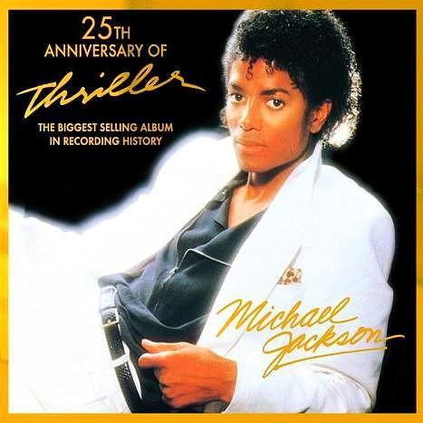 试音:迈克尔杰克逊《Thriller》25周年