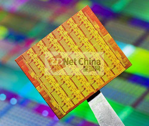 英特尔48核处理器SCC 实现单片云计算