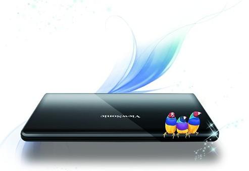 品轻盈新时尚 ViewBook VNB120轻盈上市