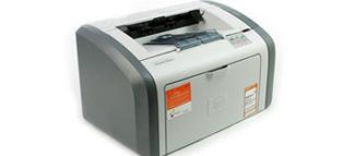 惠普1020小型激打 千元低成本打印