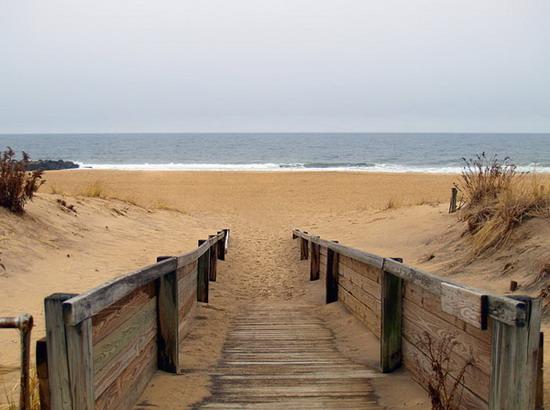Photoshop快速打造梦幻唯美的沙滩图