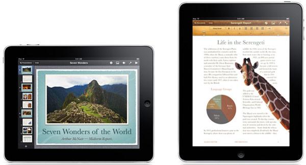 iPad上市倒计时 50%人会用iPad移动办公
