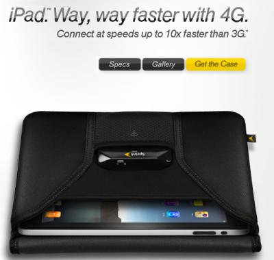 4G版iPad登陆?美运营商推便携路由方案