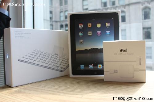 无比犀利!苹果iPad及其配件开箱照图赏