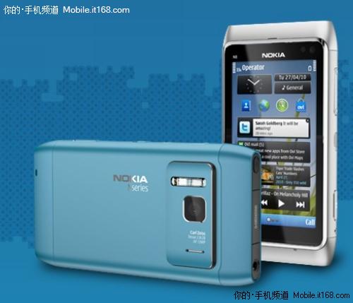 """十大特色独步""""江湖""""!诺基亚N8全面评测:外星美观,性能强大"""