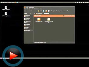 Ubuntu 10.10 Alpha3新功能展示视频