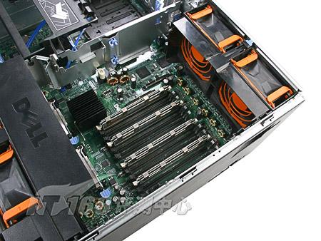 四核强力党 戴尔pe2900双路服务器评测