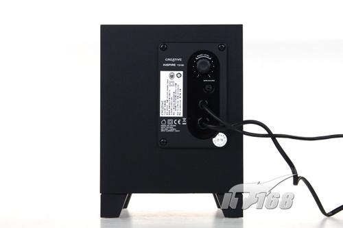 399元音诗派2.1 创新t3130音箱新品评测