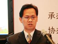 林绍福 北京市经信委科技标准处 处长