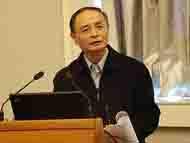 杨天行 全国信息技术标准化技术委员会主任委员