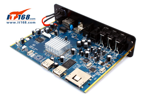 夏新v6并不大的pcb电路板