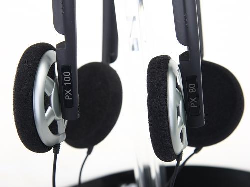 缩水/超值 森海塞尔px80/px100; 森海塞尔 px80 便携耳机 锦艺行货 2