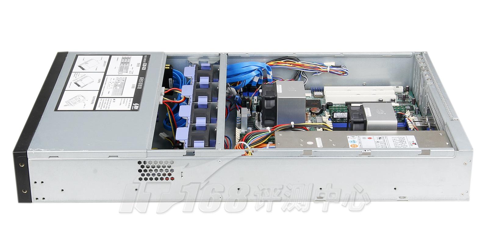 强劲的上海芯 曙光a620双路服务器评测