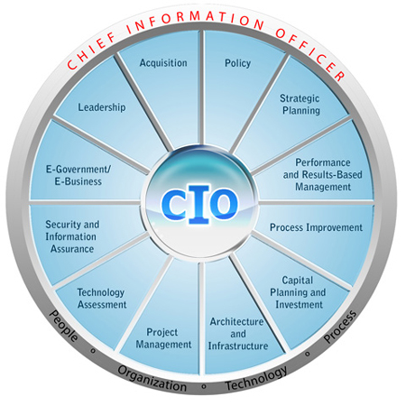 CIO管理的八个方略