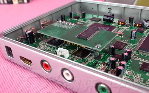 电路板 平面图 500_312