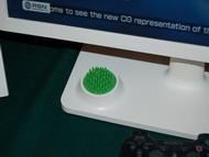 绿色简约 明基全新LED背光显示器清新登场