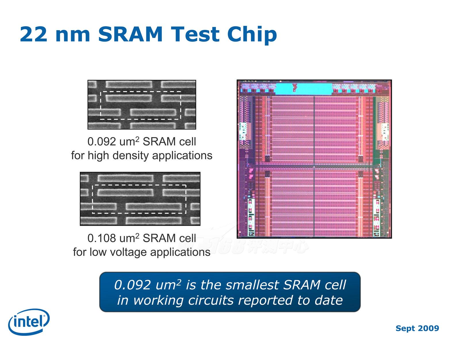 6个晶体管组成双稳态触发电路改为了8个晶体管电路,因此364mbit sram