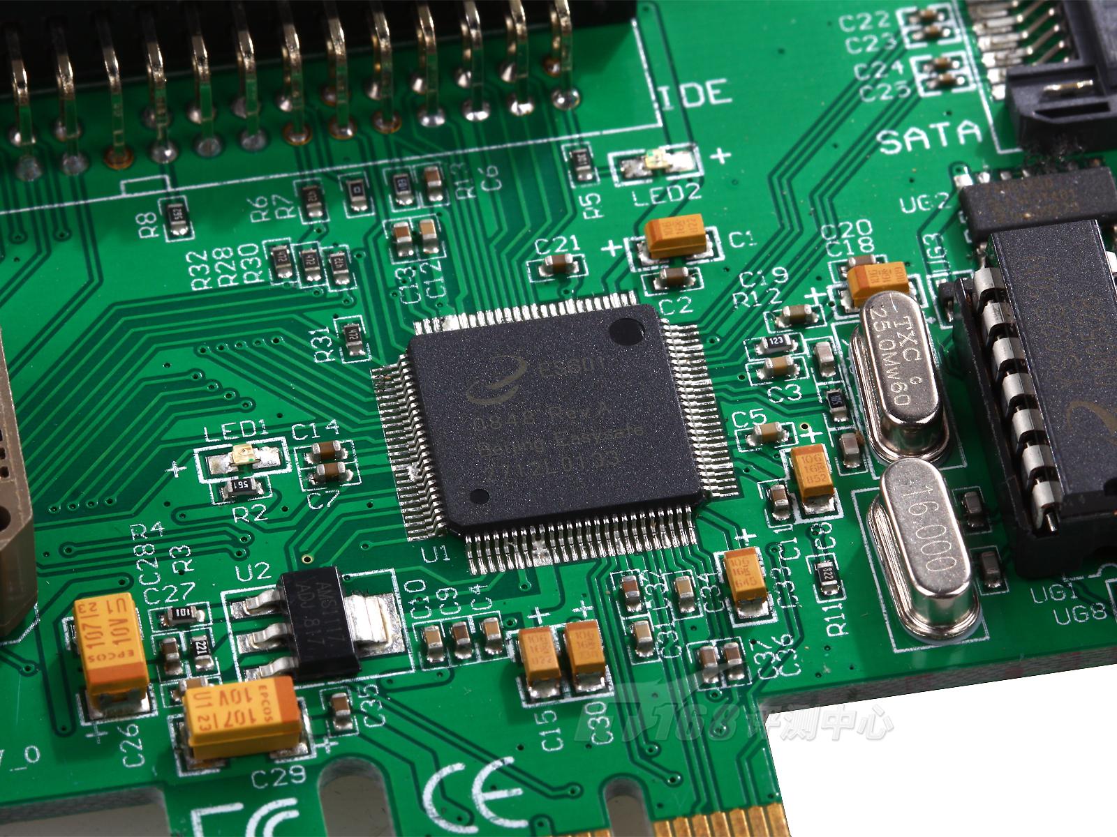 【IT168评测中心】上周我们为大家展示了一款惠普商用台式机新近推出的硬件防毒产品——蓝芯防毒卡,一款小小的PCI-E接口防毒卡,通过板载的SATA或IDE接口全面接管整机最重要的数据存储设备硬盘的读取工作,通过自己研发的蓝芯芯片对数据进行全面的筛检,从而保护数据及硬盘的安全,是一块对商务用户来说十分重要的硬件产品。  蓝芯防毒卡  核心控制芯片  图解蓝芯防毒卡   我们今天就为大家详细介绍一下这块蓝芯防毒卡的具体安装使用流程,让大家对这款产品有一个全面的认识,它虽然名为防毒