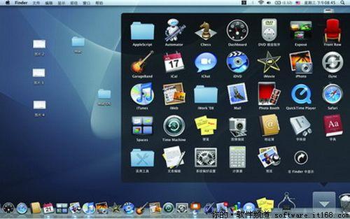 mac系统文件夹图标