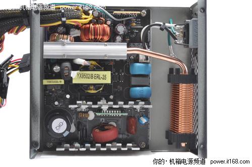 ...国内   电源   的额定功率为350W.   电源   采用了双路+