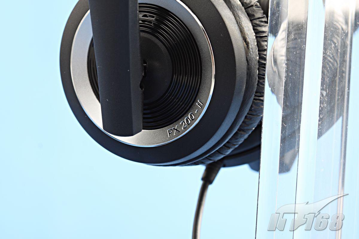 具备线控器 森海塞尔便携px200ii评测