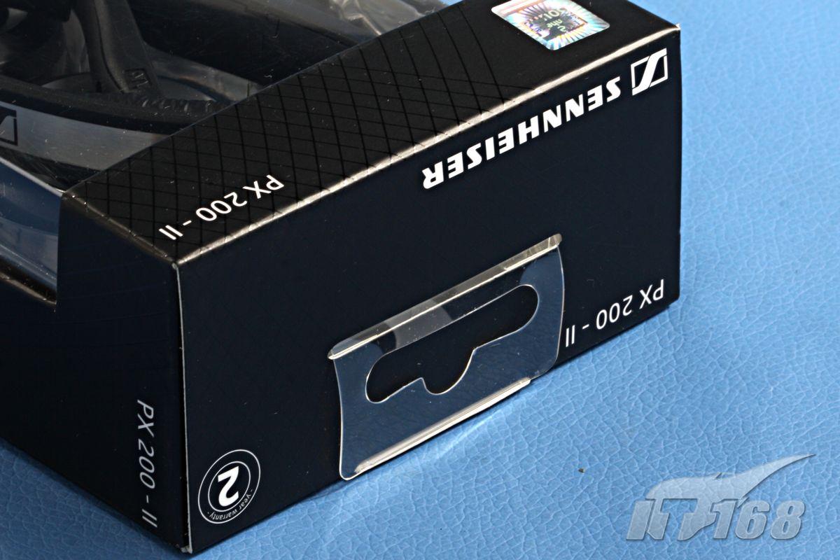 森海塞尔px200ii包装