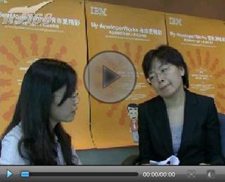 专访王秦霞:My developerWorks的华丽变身